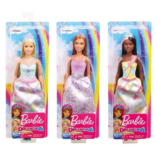 Barbie Dreamtopia Prinsessen Assorti
