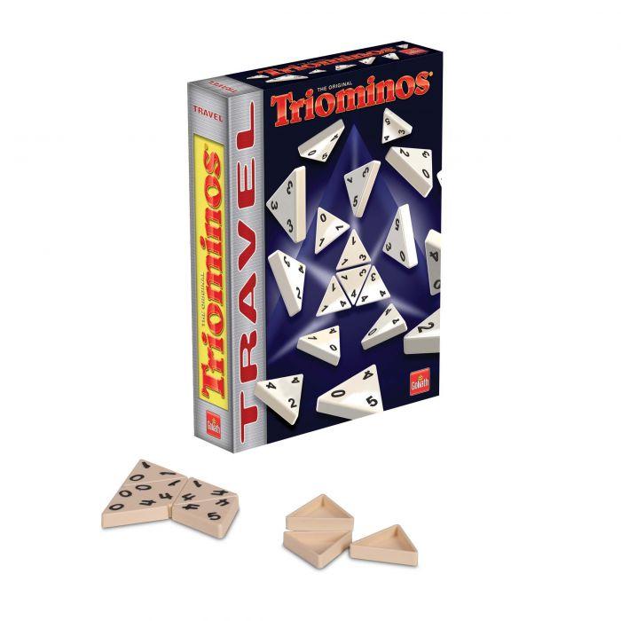 Spel Triominos Reisspel