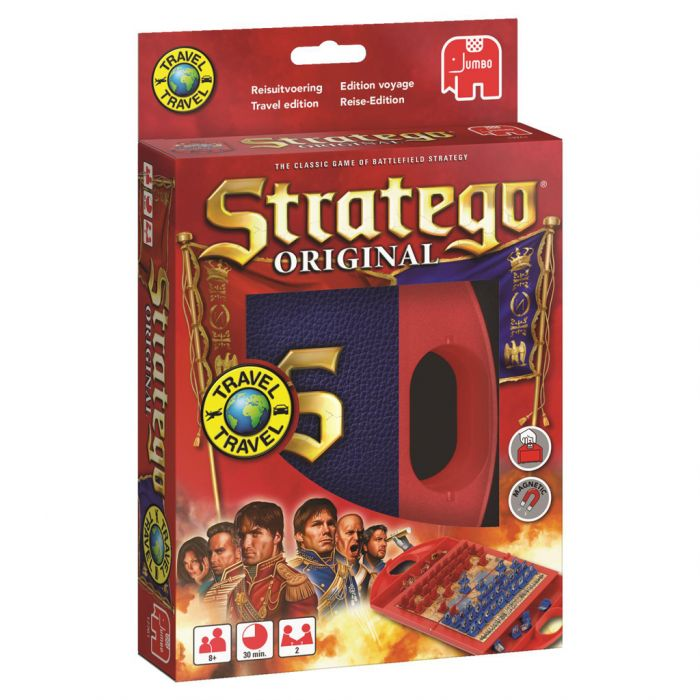 Reisspel Stratego
