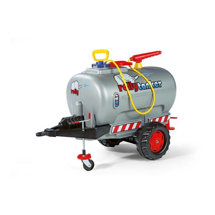 Aanhanger Rolly Toys Tank Met Accessoires