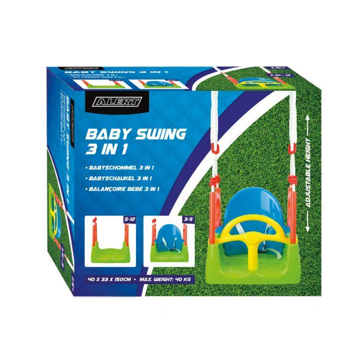 Schommel Baby 3-In-1 Alert