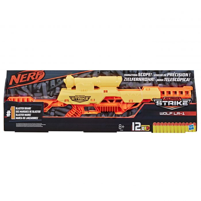 Nerf Alpha Strike Wolf LR1