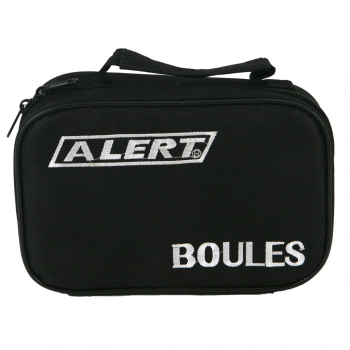 Jeu De Boules Set Metaal 6 Ballen Alert