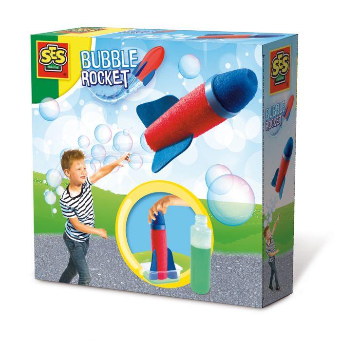 SES Bubble Rocket - Spoor Van Bellen