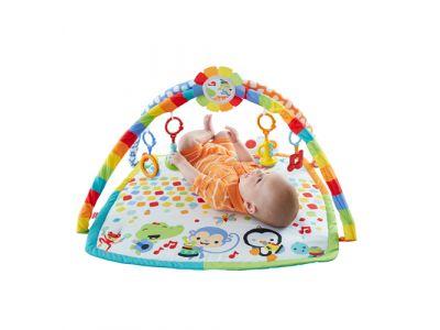 Fisher-Price Baby's Jammen En Spelen Speelgym