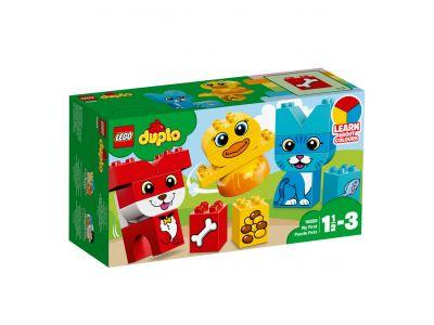LEGO DUPLO My First 10858 Mijn Eerste Puzzeldieren