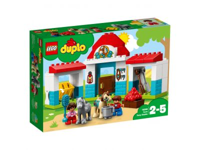 LEGO DUPLO Town 10868 Ponystal