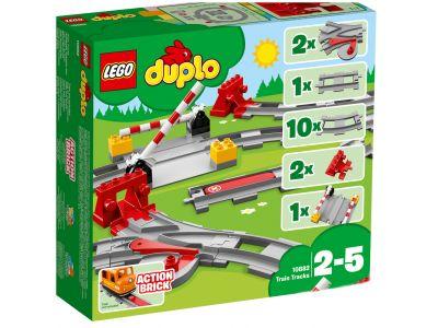 LEGO DUPLO 10882 Treinrails