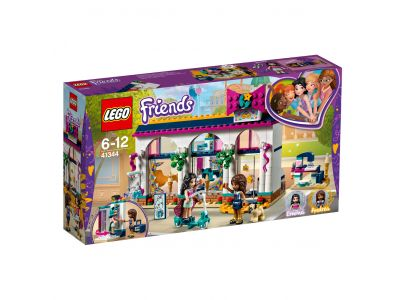 LEGO Friends 41344 Andrea's Accessoirewinkel