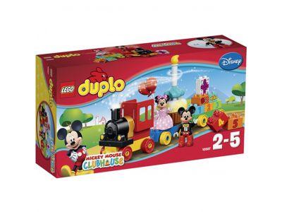 LEGO DUPLO 10597 Mickey Verjaardagsoptocht