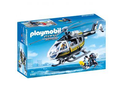 Playmobil 9363 SIE-Helikopter
