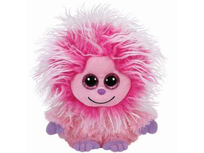 Ty Beanie Frizzy Kink 15cm Roze