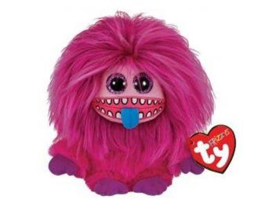 Ty Beanie Frizzy Zeezee 15cm Roze