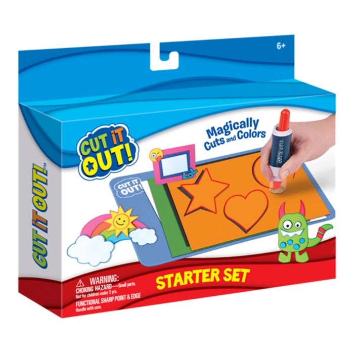 Hobbyset Cut It Out! Starterset