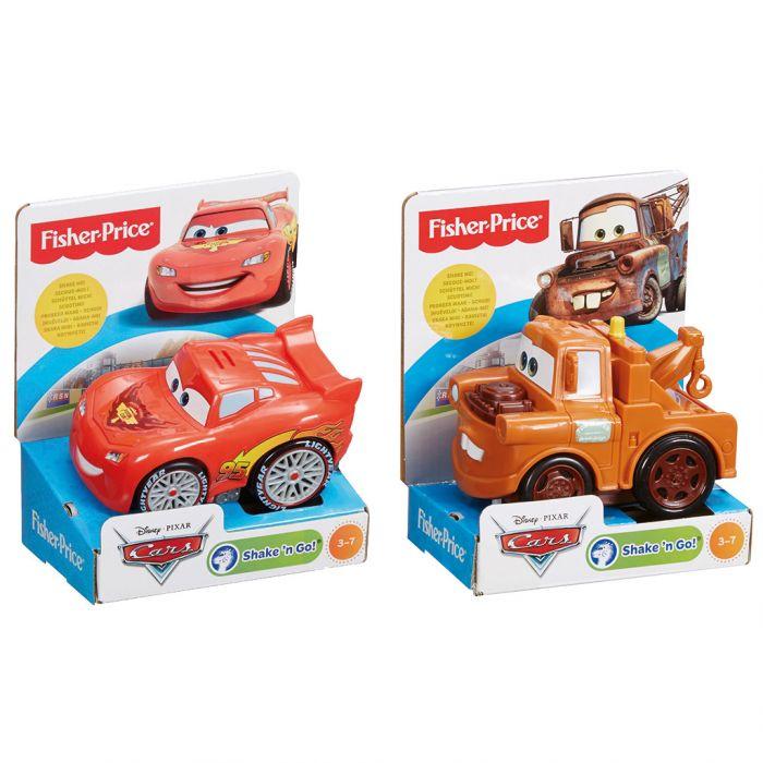 Fisher-Price Shake & Go Cars Assorti