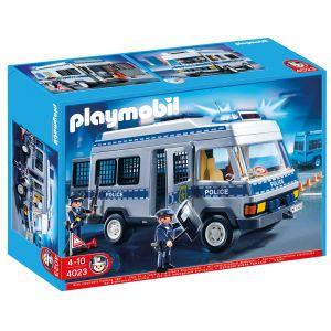 Playmobil 4023 Mobiele Politie Eenheid